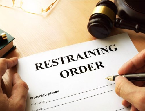 Domestic Violence on the Rise: How to Obtain a Restraining Order