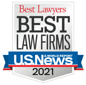 2021 Best Law Firms